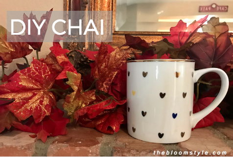 DIY Chai Tea
