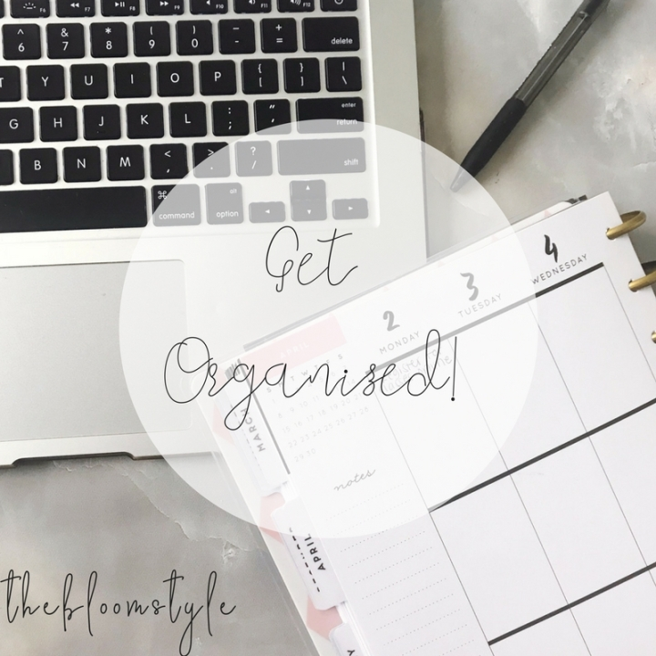 Ways to Get Organized