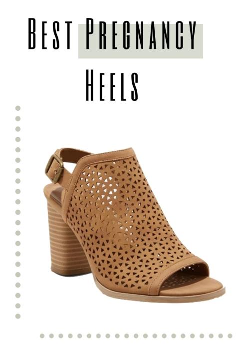 Best Pregnancy Heels